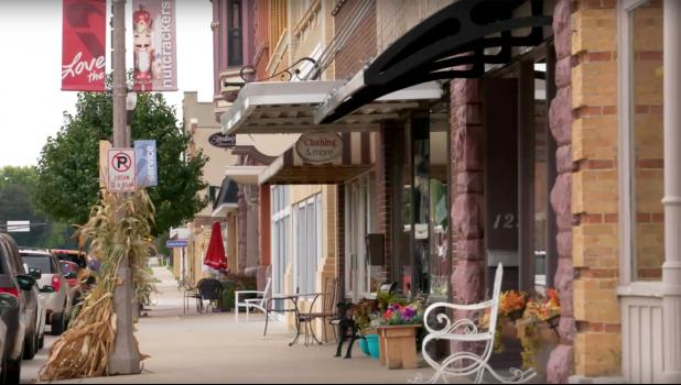 LEDA and LIFT worked with Media One Advertising and Marketing to produce a series of video and print ads to promote Luverne.