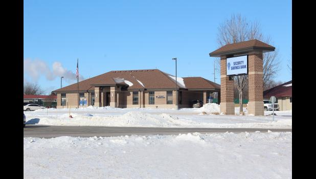 Exchange State Bank in Luverne is now Security Savings Bank