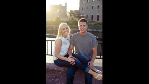 Macy Oldre and Caleb Ellingson