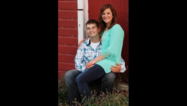 Leah Timmer and Austin Clark