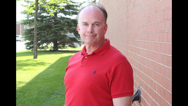 Craig Nelson is retiring from Luverne Public Schools as guidance councilor and track coach.