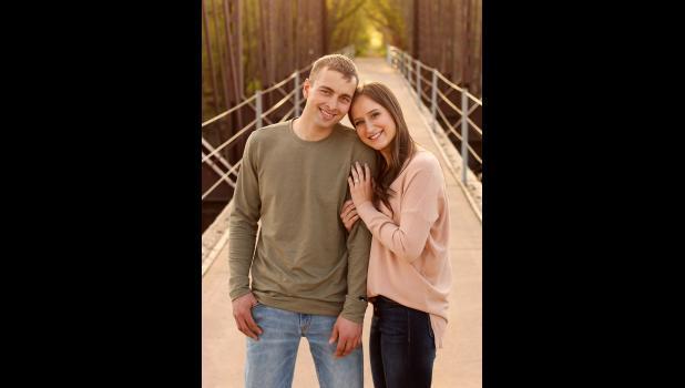 Brenna Kramer and Brevan Jasper