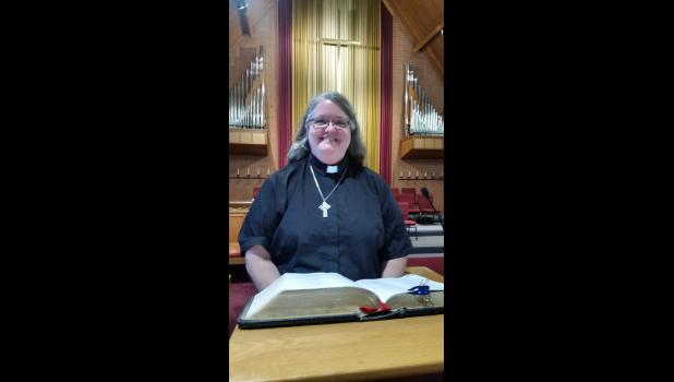 Pastor Ann Zastrow will be installed as the new associate pastor at Grace Lutheran Church in Luverne during worship this Sunday.