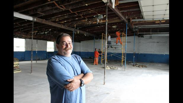 Rock County serves as the last work location for retiring Nobles-Rock Community Corrections Community Service Supervisor Angel Otero. It was also where his first work crew supervisory project was located. Otero is retiring after 22 years in the position.