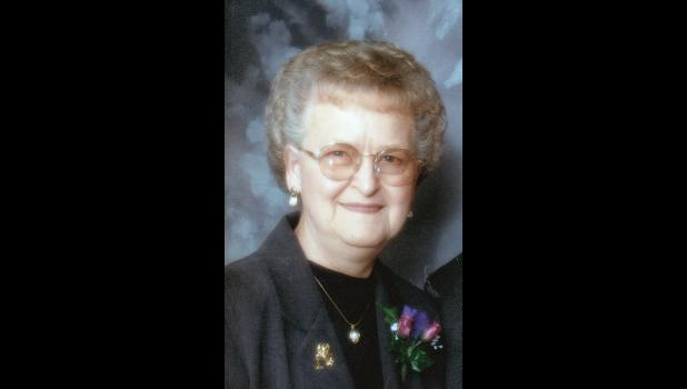 Gertrude Berning