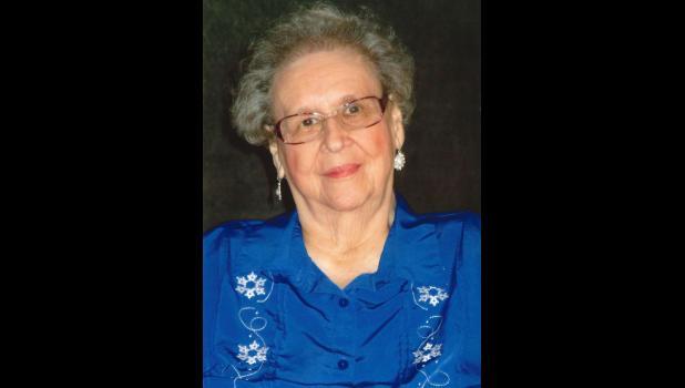 Phyllis 'Pat' Bentson