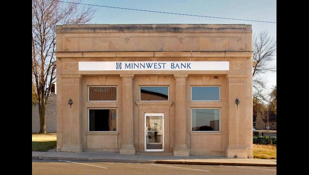 The bank is listed on the National Registry of Historic Places
