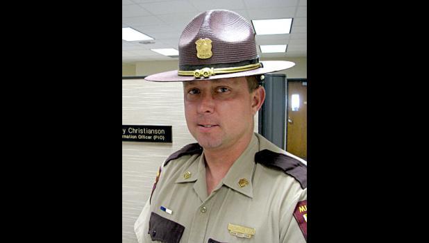 Sgt, Troy Christianson