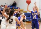 A-E senior guard Moriah Bullerman scored 10 points during Monday's home win over S-O