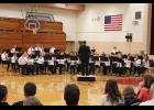 Seventh and eighth grade band