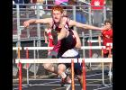 Ellsworth's Sean Boltjes started off the 2017 track season in a strong way at the Luverne Quadrangular April 4. Boltjes placed second in the 110- and 300-meter hurdles.