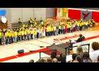 """Students sing """"Change of Heart."""""""