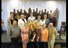 Hospice Community Advisory Board members include (from left) Keith Elbers, Meg Nelson, Becky Ranschau, Jill Wolf, Diana Schwartz, Curt Bloemendaal, (back) Tammy Moeller, Helen Saum, Lois Leuthold, Phil Gorter, Karen Van Essen, Alice Hansen and Greg Spath. Not pictured are Judy Fenske, Deb Kroon, Laura Loosbrock and Tammy Loosbrock