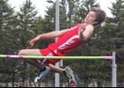Jonah Friedrichsen captured a sub-section title in the high jump Thursday in Pipestone.