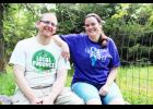 Katie Walgrave is an honorary Relay for Life chairperson and her husband, Russell Forrest, is this year's honorary caregiver. Both will speak at the June 7 event.