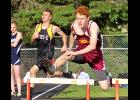 Sean Boltjes qualified for section competition in the 110- and 300-meter hurdles during Thursday's sub-section meet in Luverne.