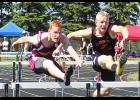 Ellsworth's Sean Boltjes came up one place short of advancing to state after placing third in the 110-meter hurdles during the Section 3A Track Meet in Pipestone Thursday.