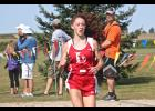 Luverne's Tenley Nelson captured the individual title during Saturday's Bruce Gluf Classic.