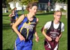 Adrian's Caleb Hornstein turned in a 97th-place finish in the boys' varsity race at the Adrian Invitational Tuesday.