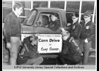 A photo taken in the fall of 1968 of the Luverne FFA Chapter's annual corn drive appeared in the National FFA manual the following year. Pictured from left are Harold Tilstra, Jerald Mann (kneeling), Dave Sandbulte (in pickup), Gary Overgaard (kneeling), Stan Tofteland and Steve Nath. Gar Anderson (not pictured) was the chapter advisor. The photo first appeared in the Nov. 21, 1968, Rock County Star Herald.