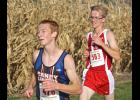Luverne sophomore Shane Berning placed 41st at the Section 3A Cross Country Championships Thursday in Luverne.