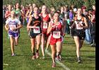 Luverne senior Madison Schandelmeier won the individual title for the third-straight season and the Cardinal girls repeated as team champions during the Section 3A Cross Country Championships staged Thursday in Luverne.