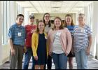 Luverne Middle School and High School teachers who participated in the BestPrep training include (front, from left) Amy Cook, Ann Husfeldt, (back) Brian Snyders, Becky Rahm, April Wallace, Diana Erickson, and Carmen Thompson.